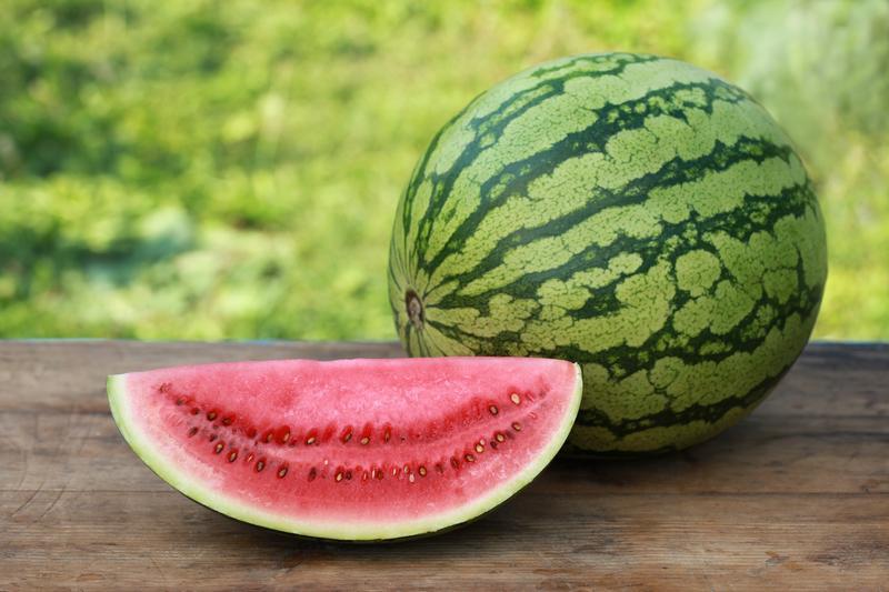 Melon' 'Crimson Sweet'