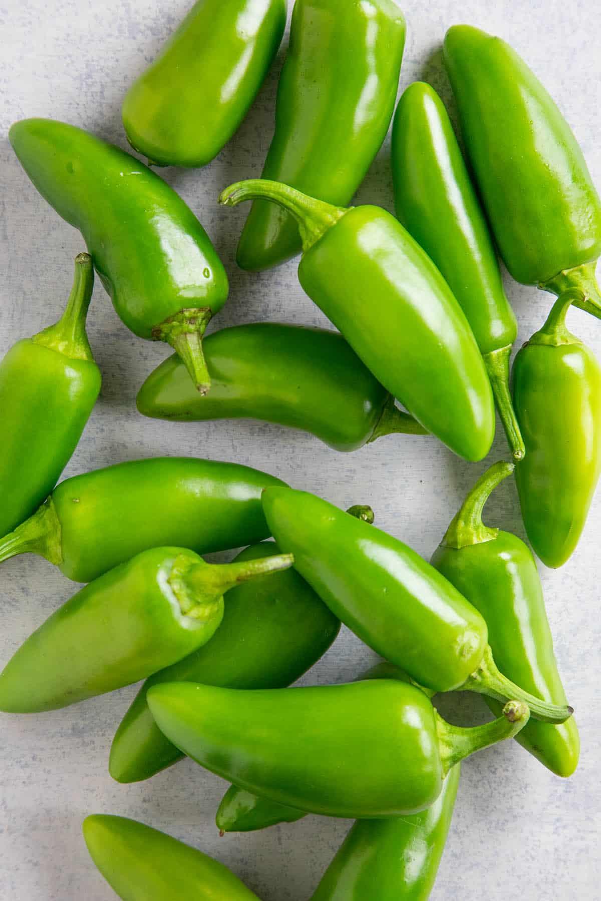 Pepper 'Jalapeno'