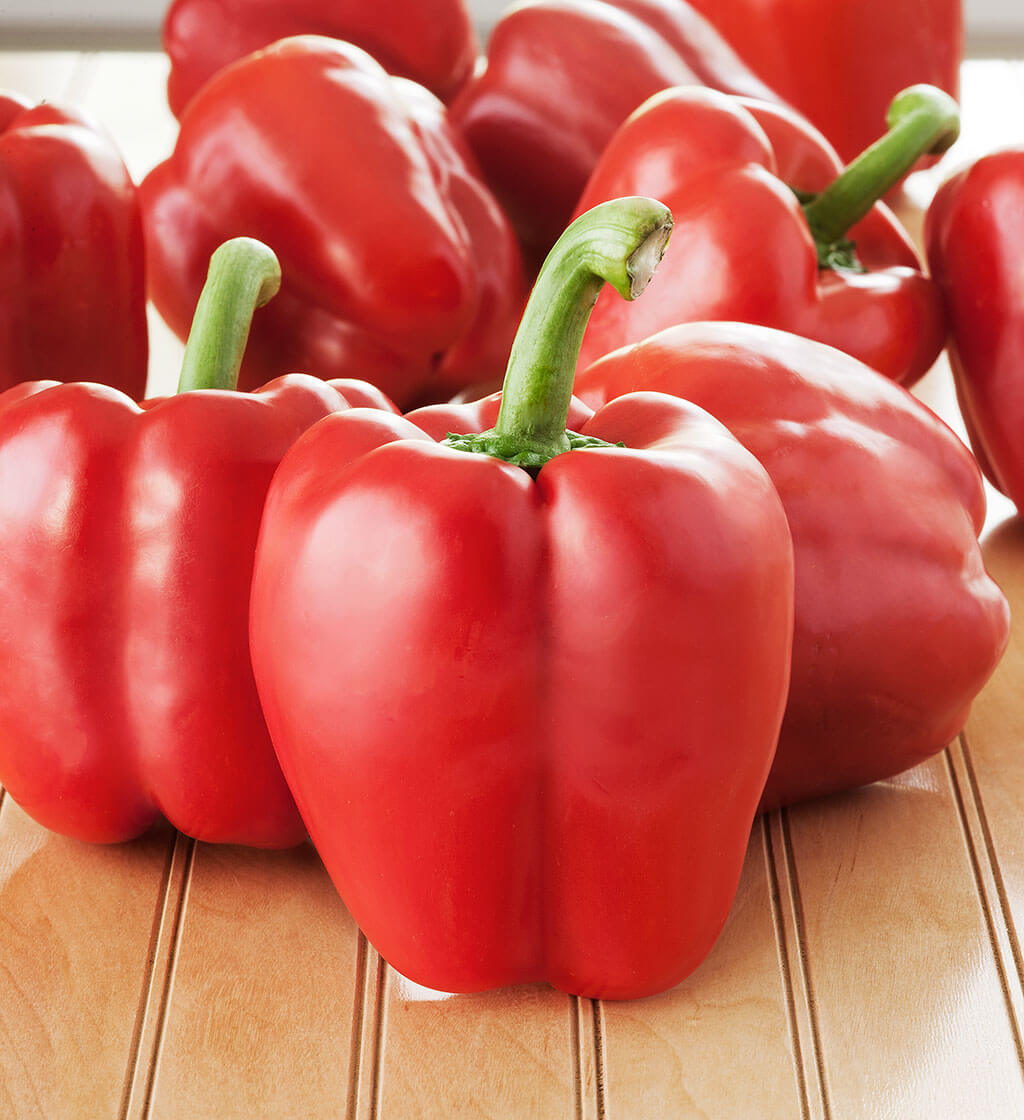Pepper 'Red Bell'